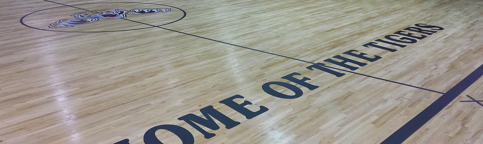 Richey Hardwood Floors - Gym Flooring